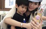 林志穎老婆陳若儀與兒子晒美照,2萬4外套配貝雷帽,美得不像35歲
