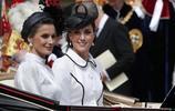 英國女王偕皇室出席嘉德日 凱特與西班牙荷蘭王后比美難分高下