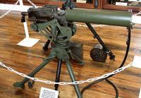 勃朗寧M1917機槍的性能如何?