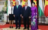 匈牙利總理維克托訪問越南 與越總理阮春福會晤