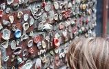 鏡頭下:聞名全球的口香糖牆