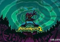 系列續作《Psychonauts 2》公佈 E3 回顧影片 發售計劃延至2020年