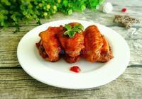 番茄醬雞翅