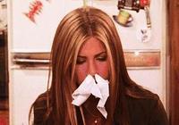 國外研究:當你身邊有人感冒,摸過這7類東西更容易被傳染