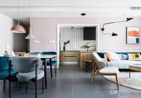 60㎡公寓改造設計——設計師把這個90後美女的家打造的夢幻又時尚