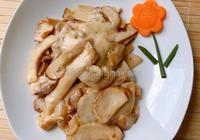 香煎松茸片