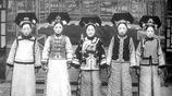 十張老照片帶你認識清朝美女:有小燕子、紫薇,有皇后、富家小姐