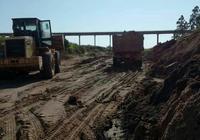 「每日一報」海南東方市北黎河防洪工程施工進展情況(5月8日)