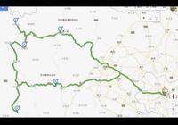重慶去稻城亞丁再回重慶,自駕遊的路線如何安排?