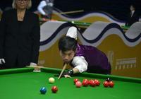 斯諾克IBSF世錦賽中國小將會師決賽!時隔四年再度登頂創造新歷史