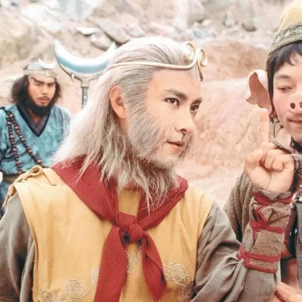 神劇《小魚兒與花無缺》《天下第一》等,張衛健才是童年男神啊