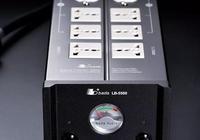 入門玩家改善電源的好選擇 Bada八達LB-5500參考級雙路電源濾波器