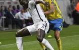 足球——世界盃預選賽:瑞典勝法國