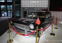 1965年紅旗老爺車,紅旗CA770三排座高級轎車,車展實拍