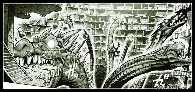 一拳超人漫畫149話:琦玉老師碰見怪人王大蛇,對手不敢小看琦玉