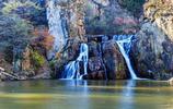山奇,水秀,林茂,潭幽,瀑美於一身,景色如畫