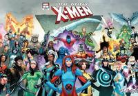 X戰警的漫畫故事將會徹底重啟,變種人的新時代即將來臨!