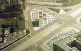 老照片:1979年鳥瞰德國首都柏林,高樓林立、汽車成排