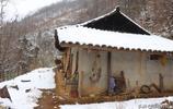 秦嶺略陽荷葉壩,沒人住的老房子,主人家還會回來看看嗎?