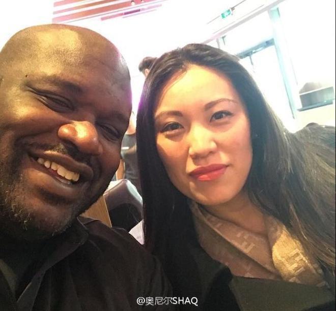 中國女性成大鯊魚奧尼爾的心頭好?兩位明星女神,還有一位老奶奶
