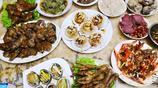 豬年年夜飯這樣吃,一桌十幾個菜有魚有肉有海鮮,全家團圓樂開懷