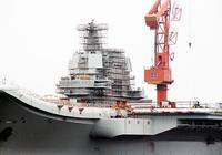 新航母剛下水!002航母也要曝光:中國如此急切建航母原因在這