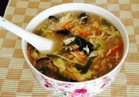 經典川菜酸辣湯家常做法,食材豐富營養全面,開胃爽口助消化