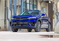 吉利首款轎跑SUV星越上市,售13.58—21.68萬元,能跑贏對手嗎?