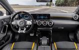 搭載奔馳最強2.0T發動機——全新梅賽德斯AMG A45 S發佈