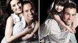 視覺日記|妻子去世3年後男子與他3歲女兒重新拍攝了親情合照