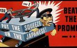 8張40年代的美國抗日宣傳畫:充滿了趣味性,你看的懂嗎?