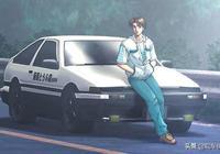 豐田AE86,被電影捧上神壇的一臺車,現實果真如此嗎?