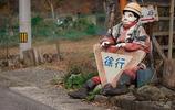 """日本有個詭異山村,90%""""村民""""都是人偶,背後故事讓人心酸"""