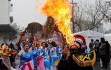 盤點各地傳統新春廟會,現場人山人海,今年你去廟會看人了嗎?