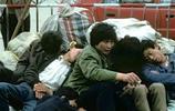 """老照片:1990年代,深圳廣州的打工者,""""有活力,能吃苦"""""""