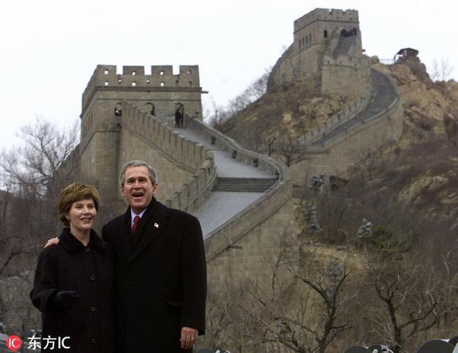 特朗普年內將訪華 回顧歷任美國總統夫婦中國行