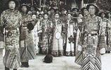 150年前的清朝老照片,當時的社會風氣註定了清朝的滅亡