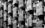美國國家地理雜誌主題攝影作品欣賞:Cities in Black and White