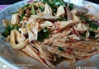 腐竹的簡單吃法,不炒不燉也不燜,簡單拌一拌就是美食,太好吃了
