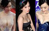 胸最美的十大女星,范冰冰柳巖楊冪張馨予,誰最美?