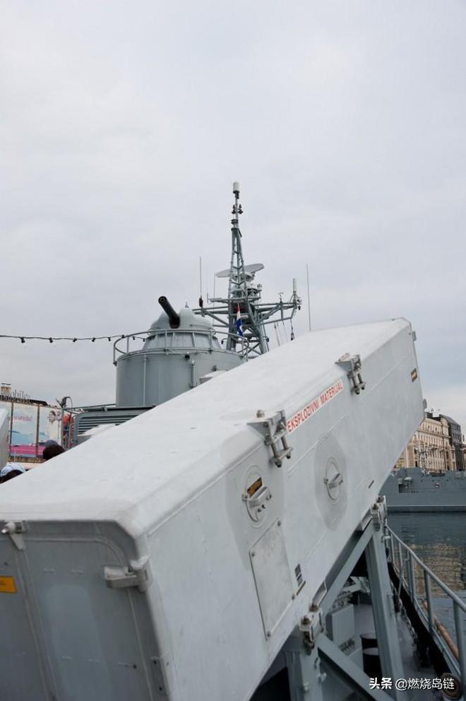 """前南斯拉夫遺產——克羅地亞海軍""""國王""""級導彈艇"""