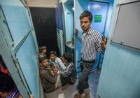 中國女孩印度旅行,乘坐當地火車後說出的感想