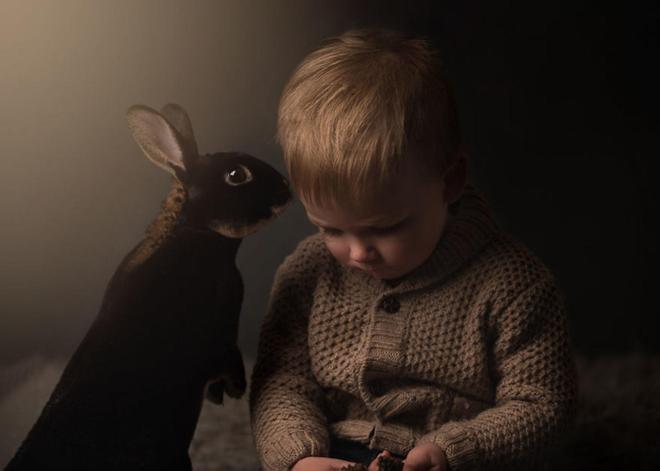 攝影 | 我通過美術攝影瞥見了一個孩子的想象力