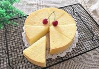 八寸戚風蛋糕