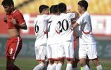 足球——國際青年錦標賽:中國不敵朝鮮