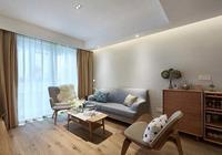 宜家風格小三居,簡簡單單的傢俱,清清爽爽的配色
