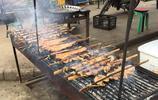 燒烤有兩種,一種是雲南燒烤,一種是其他燒烤
