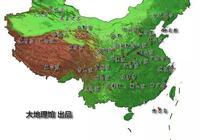 地理大師金庸:武俠門派地圖,光明頂竟然那麼遠?