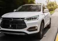 10萬以下性價比最高的SUV之一:旋轉大屏+全LED大燈+1.5T平順動力
