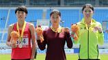 2019全國田徑錦標賽女子5000米決賽:張新豔奪冠